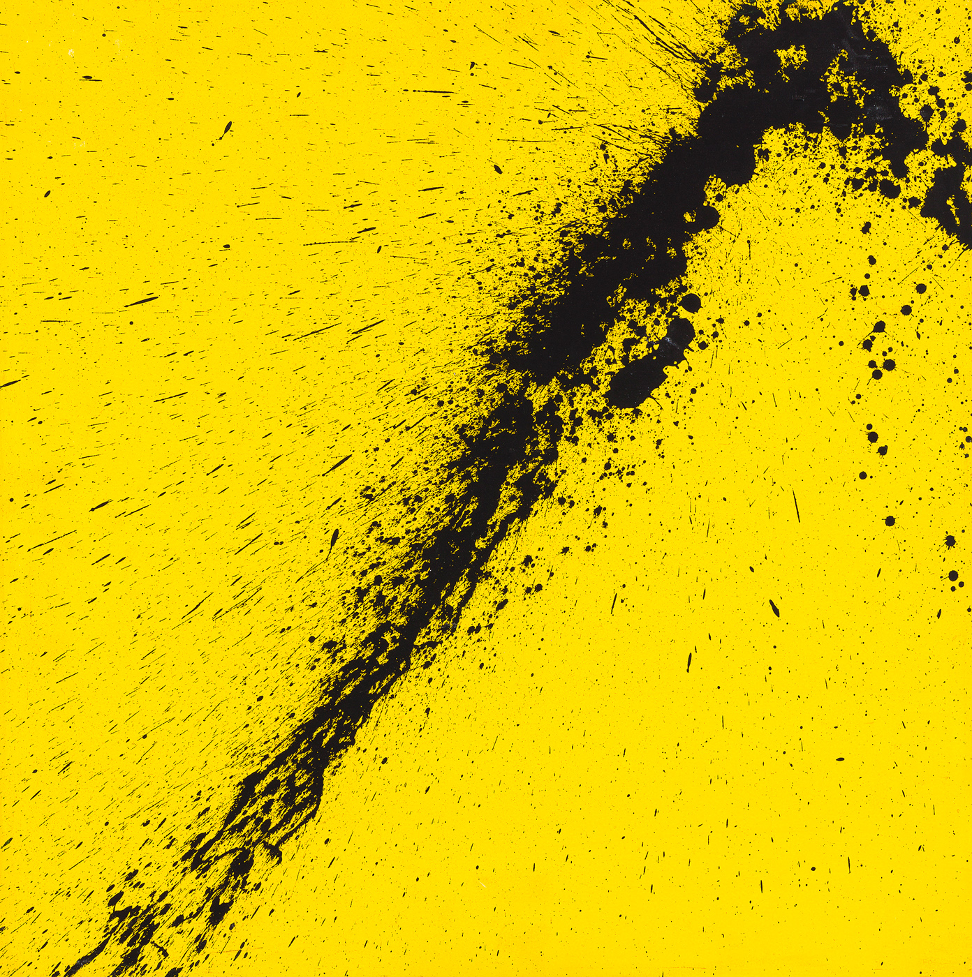 CHANDA TUN (1980) - Yellow and black, 2011