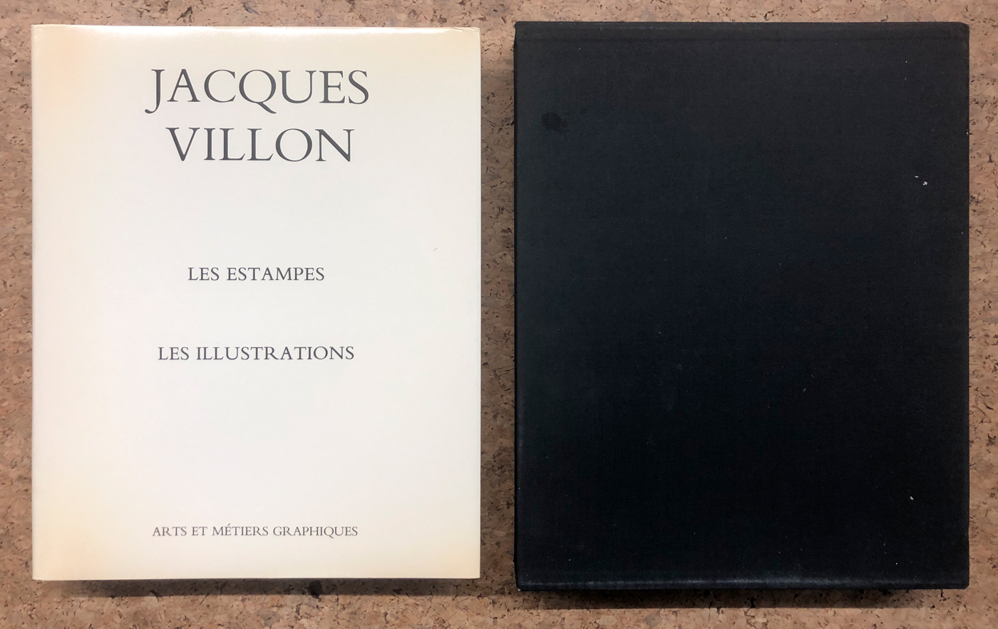 JACQUES VILLON - Les estampes et les illustrations. Catalogue raisonné, 1979